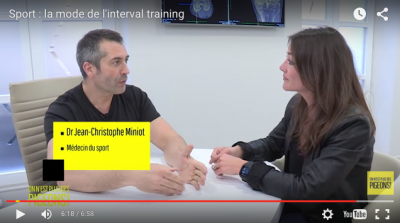 Interval Training - Dr MINIOT